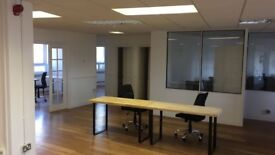 Private offices available in Ilford from £199 per month/workstation