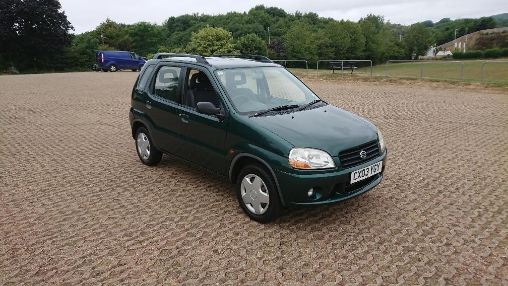 SUZUKI IGNIS 1.3 GL 5dr (green) 2003 | in Plymouth, Devon ...