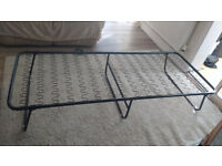 Ikea Svortevik Fold-Up Bed and Mattress