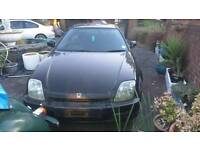 Prelude off the road for sale can be used for spares or fixed