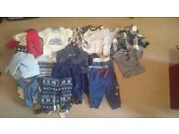 Baby boys clothes bundle new with tags