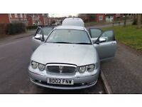 Rover 75 Auto 2002 petrol 2.5 excellent condition