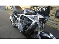 Suzuki bandit the 1200
