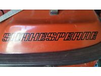 Shakespeare 15 speedboat