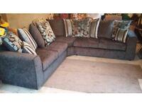 Brand New Corner Group Sofa