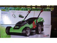 Lawn Mower Electric 1800watts 44cms 17ins cut Florabest