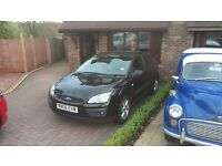 Ford focus sport 1.6 petrol, 12 months M.O.T, excellent runner with no major issues.