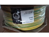 EARTH CABLE 100 METER ROLL OF 10 mm 6491x