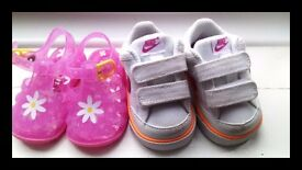 Baby girls shoes NIKE