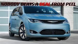 2017 Chrysler Pacifica PLATINUM EDITION HYBRID ONLY $43,995