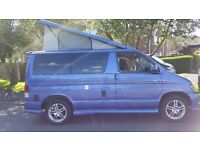 MAZDA BONGO CAMPERVAN 2003 2 BERTH 5 SEAT WITH KITCHEN & POP UP ROOF, NO DEPOSIT FINANCE AVAILABLE