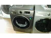 SAMSUNG 9kgAddWash™ WW90K5410UX/EU Washing Machine - Graphite