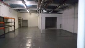 Industrial Unit with Spray booth to let