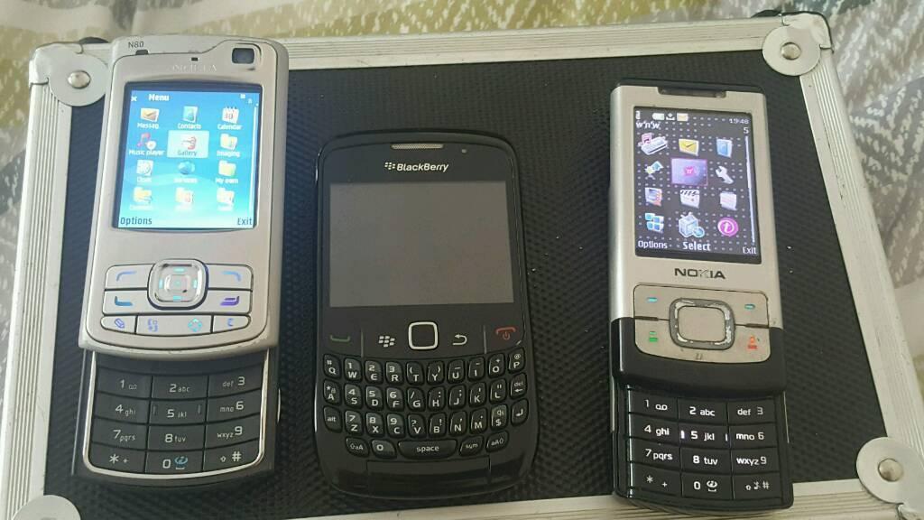 Nokia old school phones | in Burton-on-Trent ...
