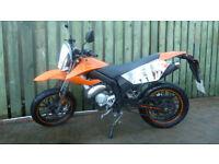 AJS JMS 50cc Moped/Motorbike