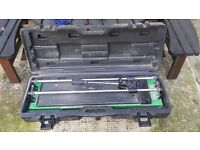 Second hand tile cutter for sale