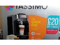 Tassimo, (The quick one) brand new in box. £50 pick up Denton