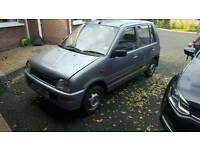 Daihatsu Mira city car