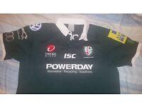 London Irish Rugby Shirt