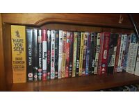 FOR SALE - DVD Collection - Approx 125 variety DVDs