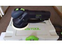 Festool ROTEX RO 150 FEQ-Plus Sander. New unused