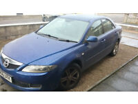 2006 Mazda 6 TS 2.0 12 months MOT and service