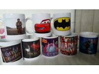 valentines mugs & candles