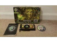 Nvidia GTX 560ti graphics card