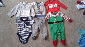 Boys 3-6 month bundle