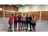 Players/netball teams wanted in Clapham South intermediate league