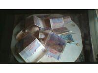 cash paid for cars /vans