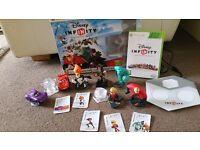 Disney infinity xbox 360 game in box