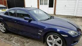Reduced Price Immaculate Condition 2006 Mazda RX8 Coupe