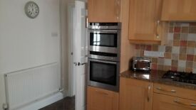 Kitchen units including some fitted appliances