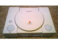 Playstation Console (only) For Sale