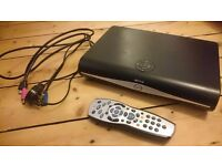 Sky Plus + HD BOX (500GB Hard Drive, near mint Remote Control, Official HDMI & Power Cables)