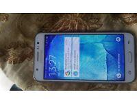Samsung j5 swap exellent condition