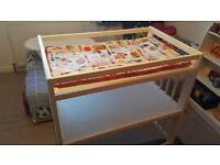 Baby Nappi changing table.