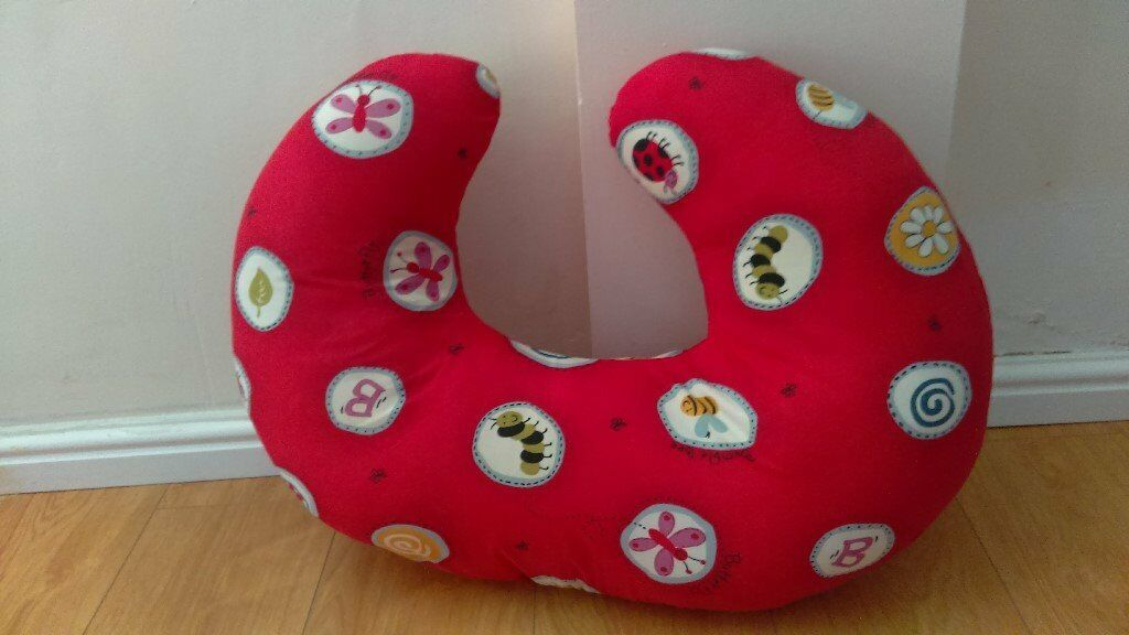 PHP Widgey Red Fossil 40 In 40 Nursing Pillow Feeding Support Cushion Beauteous Widgey Nursing Pillow Cover
