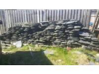 ballachulish slates approximately 3,000