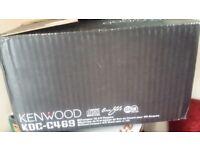CAR STEREO 6-CD CHANGER (KENWOOD)