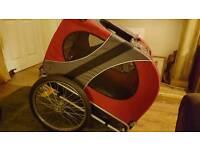 Doghut bike carrier