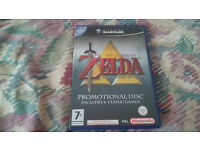 gamecube pal game zelda collectors edition