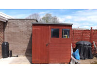 Garden Shed approx 6ftx4ft