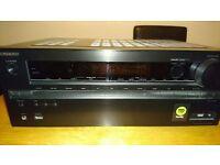 Onkyo TX-NR636 4K Dolby Atmos AV Receiver