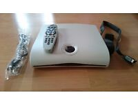Sky digital box with remote, cables and viewing card