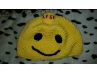 Lego head hat fashion accessories