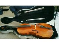 Cello (fullsize) with hardcase