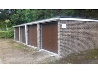 Garage to Rent at St. Johns Court Fleming Avenue North Baddesley Southampton SO52 9AU