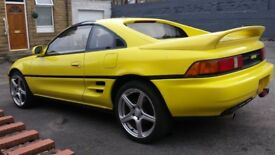 TOYOTA MR2 2.0 GT 16V T-BAR SPARES OR REPAIR